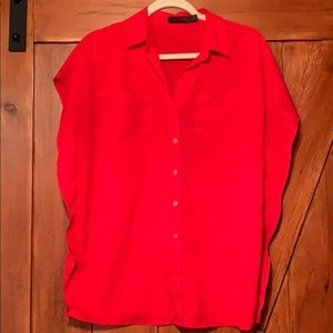 The Limited Women's button up blouse size small